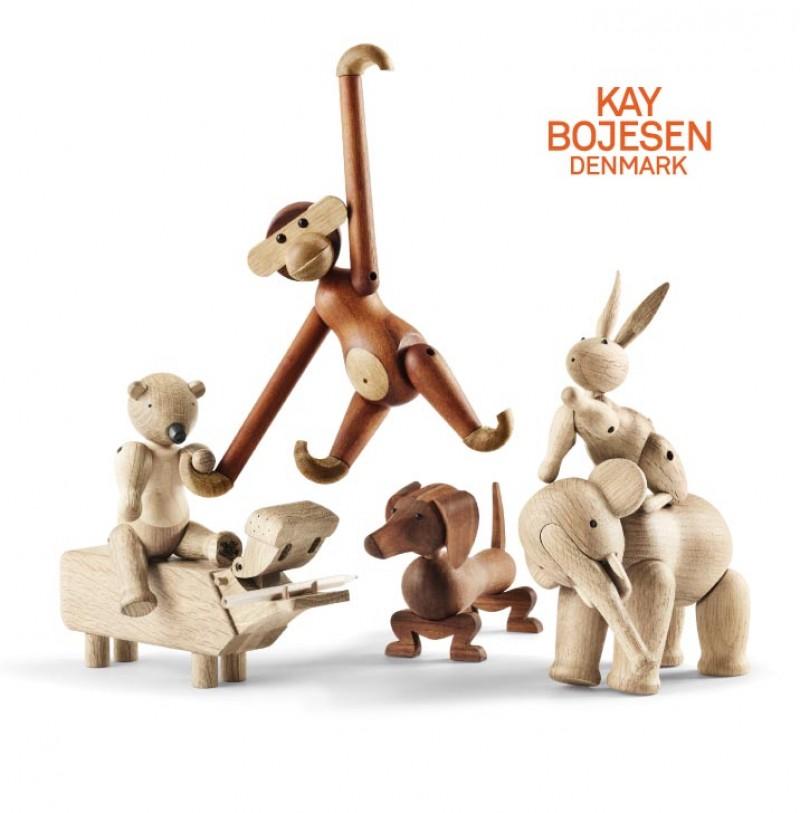 Find de ægte Kay Bojesen figurer til gode priser