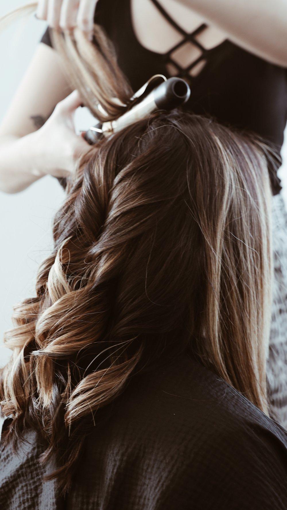 Få lavet en professionel håropsætning til din næste fest